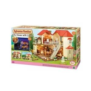 ست اسباب بازی Sylvanian مدل Illuminated Mansion