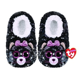 پاپوش Ty مدل Fashion Sequin Slipper Sock Asst Size S