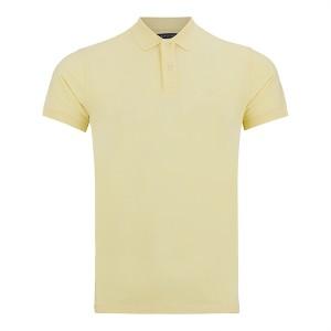 پولوشرت زرد سیاوود سایز XXL مدل QS_2028900647022