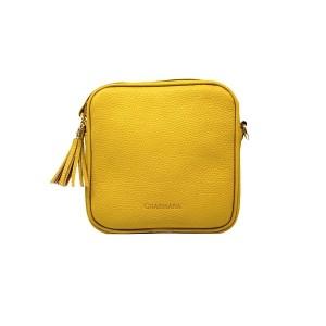 کیف رو دوشی زنانه چرم آرا مدل R0_D072-ZARD-F