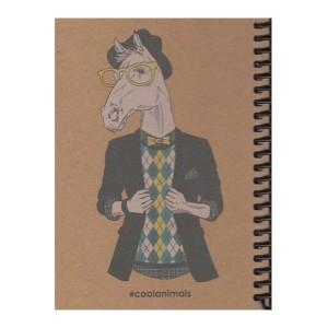 دفتر یادداشت A6 Dotnote مدل Cool