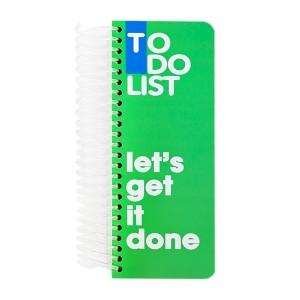 دفتر Dotnote مدل To Do List - Green