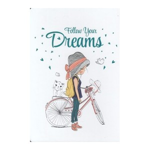 دفتر A5 Dotnote مدل Dream dream
