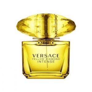 عطر ادوپرفیوم زنانه ورساچه مدل Yellow Diamond Intense حجم 90 میلی لیتر