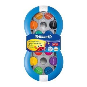 آبرنگ 24 رنگ Pelikan مدل color box Space