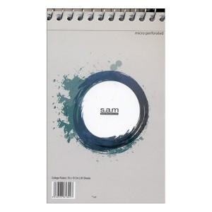 دفتر یادداشت 15*10 Sam