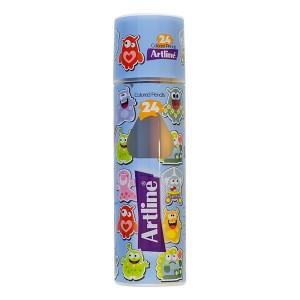 مداد رنگی Artline مدل Animal