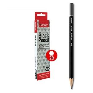 مداد سیاه Panter مدل Triangular