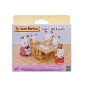 ست اسباب بازی Sylvanian مدل Dining Table Set