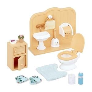 ست اسباب بازی Sylvanian مدل Toilet Set