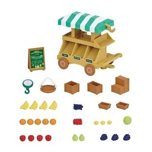ست اسباب بازی Sylvanian مدل Fruit Cart