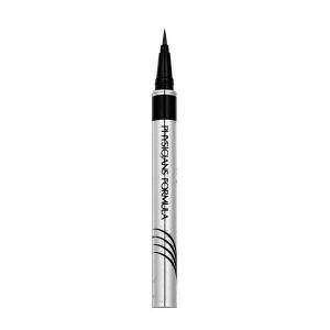 خط چشم تقویت کننده فیزیشن فرمولا مدل Waterproof Ultra-Fine Liquid Eyeliner