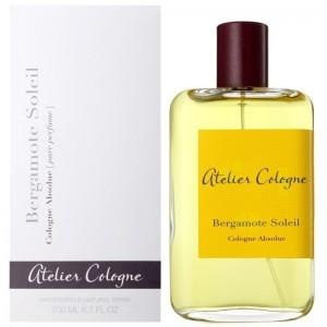 عطر پرفیوم زنانه و مردانه آتلیه کلون مدل Bergamote Soleil حجم 200 میلی لیتر