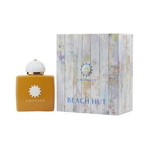 عطر ادو پرفیوم زنانه آمواژ مدل Beach Hut حجم 100 میلی لیتر