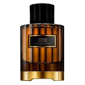 عطر ادوپرفیوم زنانه و مردانه کارولینا هررا مدل Amber Desire حجم 100 میلی لیتر