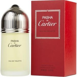 عطر ادوتویلت مردانه کارتیر مدل Pasha De Cartier حجم 100 میلی لیتر