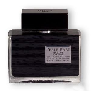 عطر پرفیوم مردانه پانوگ مدل Perle Rare Homme Black Edition حجم 100 میلی لیتر