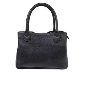 کیف دستی زنانه چرم آرا مدل R0_Z053-MESHKI-F