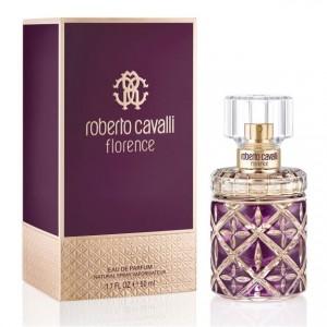 عطر ادوپرفیوم زنانه روبرتو کاوالی مدل Florence حجم 75 میلی لیتر