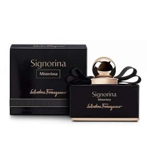 عطر ادوپرفیوم زنانه سالواتوره فراگامو مدل Signorina Misteriosa حجم 100 میلی لیتر