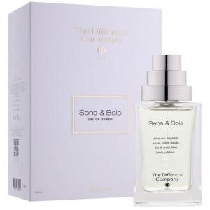عطر ادوتویلت زنانه و مردانه دیفرنت کمپانی مدل Sens Et Bois حجم 100 میلی لیتر