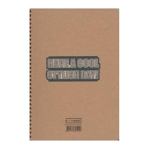 دفتر یادداشت A5 Dotnote مدل Cool