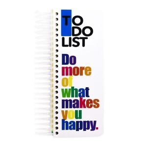 دفتر Dotnote مدل To Do List-White