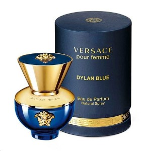 عطر ادوپرفیوم زنانه ورساچه مدل Dylan Blue حجم 100 میلی لیتر
