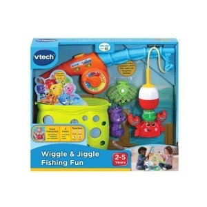 اسباب بازی Vtech مدل Wiggle & Jiggle Fishing Fun
