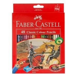 مداد رنگی Faber Castell مدل Classic
