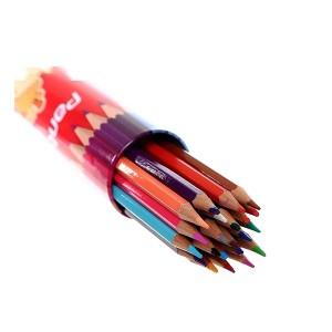 مداد رنگی 24 رنگ Panter مدل Hexagonal