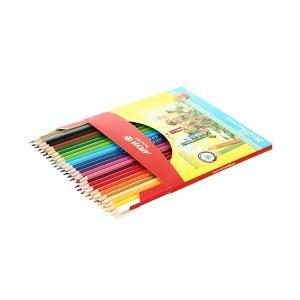 مداد رنگی 2+24 رنگ آریا